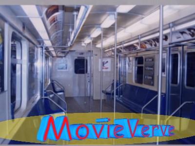 Kontruktion 3: Innenraum der U-Bahn